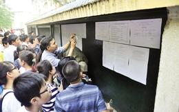 """Tuyển sinh lớp 10 tại Hà Nội: Hơn 2 vạn học sinh """"bật khỏi"""" trường công"""