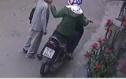 """Bắt giữ đối tượng """"thôi miên"""" cướp cụ bà giữa phố"""