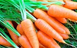 Sai lầm cần tuyệt đối tránh khi ăn cà rốt