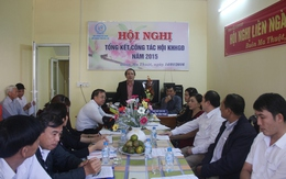 Hội Kế hoạch hóa gia đình tỉnh Đắk Lắk tổng kết công tác năm 2015