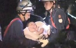Bé gái 8 tháng tuổi được cứu sống từ đống đổ nát sau động đất Nhật Bản gây xúc động