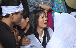 Đau xót hình ảnh tang lễ 4 bà cháu bị giết trong vụ thảm sát ở Quảng Ninh