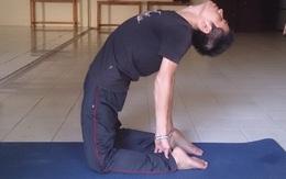 Thoát khỏi thoát vị đĩa đệm nhờ yoga