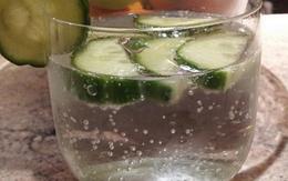 Chữa nhiều bệnh thường gặp với công thức pha chế loại nước uống này