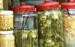 Rùng mình những món ăn thường ngày bị phát hiện có chất cấm vàng ô