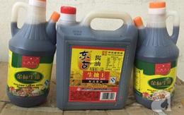 Bắt giữ 550kg bột làm trà sữa, mứt hoa quả, chanh muối không có giấy kiểm định
