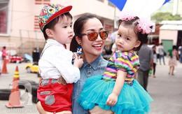 Bật mí cách nuôi dạy con thông minh của bà mẹ Ốc Thanh Vân
