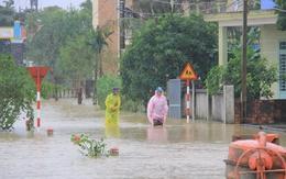 13 hồ chứa thủy điện xả nước, hạ du ngập nặng