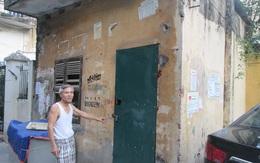 """Hà Nội: Lạ kỳ căn nhà """"bí ẩn"""" chặn lối đi của người dân suốt 30 năm"""