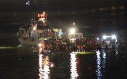 Trắng đêm cứu người trên sông Hàn