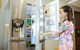 5 mẹo thú vị cho tủ lạnh sạch khuẩn của hot mom Minh Trang
