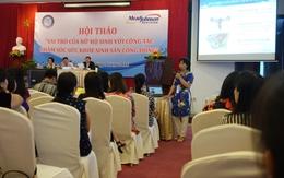 Hội nghị nữ hộ sinh toàn quốc lần thứ 3: Nhiều kinh nghiệm, chuyên môn được thảo luận sôi nổi