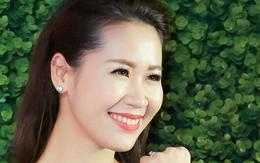 Hoa hậu Dương Thùy Linh tái xuất với phụ kiện hàng hiệu sang chảnh