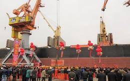 Cảng Hải Phòng tổ chức đón mã hàng đầu tiên năm 2016