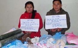 Thưởng nóng vụ bắt giữ 2 đối tượng tàng trữ 23 kg heroin