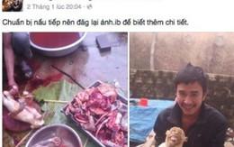Nam thanh niên giết khỉ nấu cao rồi khoe lên mạng gây phẫn nộ