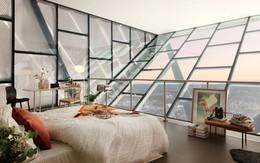 Bạn chỉ muốn nằm cả ngày khi bước chân vào những phòng ngủ này