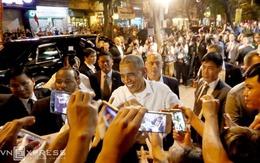 Nghị sĩ Mỹ kể về chuyến bay dài nhất đến Việt Nam của Obama