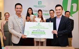 MC Phan Anh: 'Tôi không dại đụng tới một đồng từ thiện'