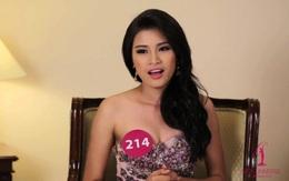 """Bí ẩn Hoa hậu H """"xúi giục"""" Nguyễn Thị Thành tại HHVN 2016"""