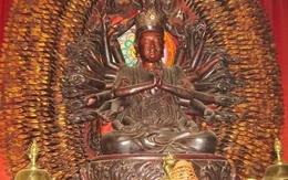 Tượng Phật nghìn tay nghìn mắt nổi tiếng bị trộm