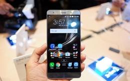 Những smartphone RAM 6 GB đầu tiên trên thế giới
