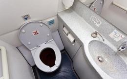 Máy bay hạ cánh khẩn cấp để hành khách đi toilet
