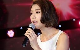 Á hậu Thúy Vân gây ngỡ ngàng với giọng hát ngọt lịm