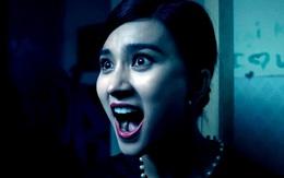 """""""Gái một con"""" Kim Tuyến bị ma nữ đeo bám trong phim kinh dị 'Hình nhân'"""