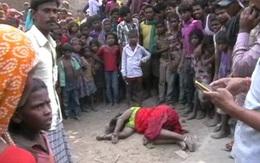 Căm phẫn người phụ nữ bị 25 người đàn ông xông vào đánh, hơn 100 người dửng dưng đứng nhìn