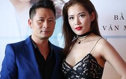 Bạn gái Tiến Đạt mặc sexy đến chúc mừng Bằng Kiều