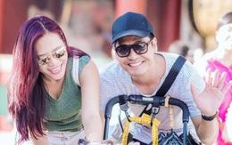 Hình ảnh lãng mạn chưa từng thấy của vợ chồng MC Phan Anh