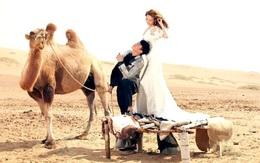 Tài tử Hà Nhuận Đông tung ảnh cưới tuyệt đẹp trước hôn lễ