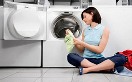 Cách vệ sinh và bảo quản máy giặt