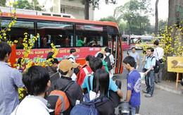Sinh viên đại học nghỉ Tết Nguyên đán 2017 gần một tháng