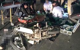 Đấu đầu với xe khách, 3 nam thanh niên đi xe máy tử vong
