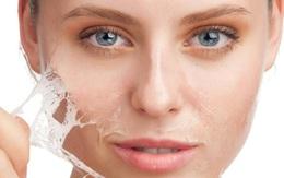 Cách loại bỏ da mặt bóng nhẫy vì nắng nóng