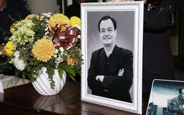 Lễ tang nhạc sĩ Thanh Tùng: Nuối tiếc một thuở tình ca