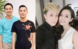 Hai chuyện tình yêu đồng tính ngọt ngào của showbiz Việt