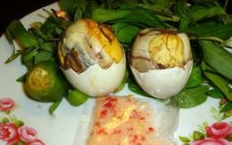 Cẩn thận với món lẩu... trứng vịt lộn