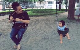 """Tùng Dương: """"Vợ tôi sảy thai vài lần trước khi sinh con"""""""