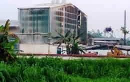 Nổ tại nhà máy tinh bột sắn, 5 công nhân bị thương