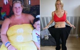 Giảm hơn 60kg, vợ bỏ chồng đi với người tình trẻ