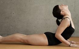 5 động tác yoga giảm mỡ bụng ai cũng có thể thực hành