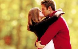 Nụ hôn, phương thuốc quý ít ai biết!