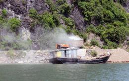 """Thực hư vịnh Hạ Long bị """"xẻ thịt"""" thành công trường khai thác đá"""