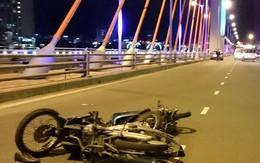 Đà Nẵng: 15 phút, xảy ra 2 vụ tai nạn trên cầu