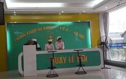 """Bác sĩ Trung Quốc """"biệt tăm"""" sau vụ thai phụ tử vong sau khám tại PK 168 Hà Nội"""