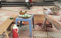 Cưa thùng phuy chứa xăng dầu cũ, bảo vệ căn nhà tử vong tại chỗ