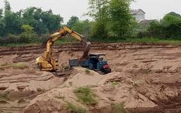 """Huyện Ba Vì (TP. Hà Nội):  Chính quyền """"bất lực"""" với nạn khai thác tài nguyên?"""